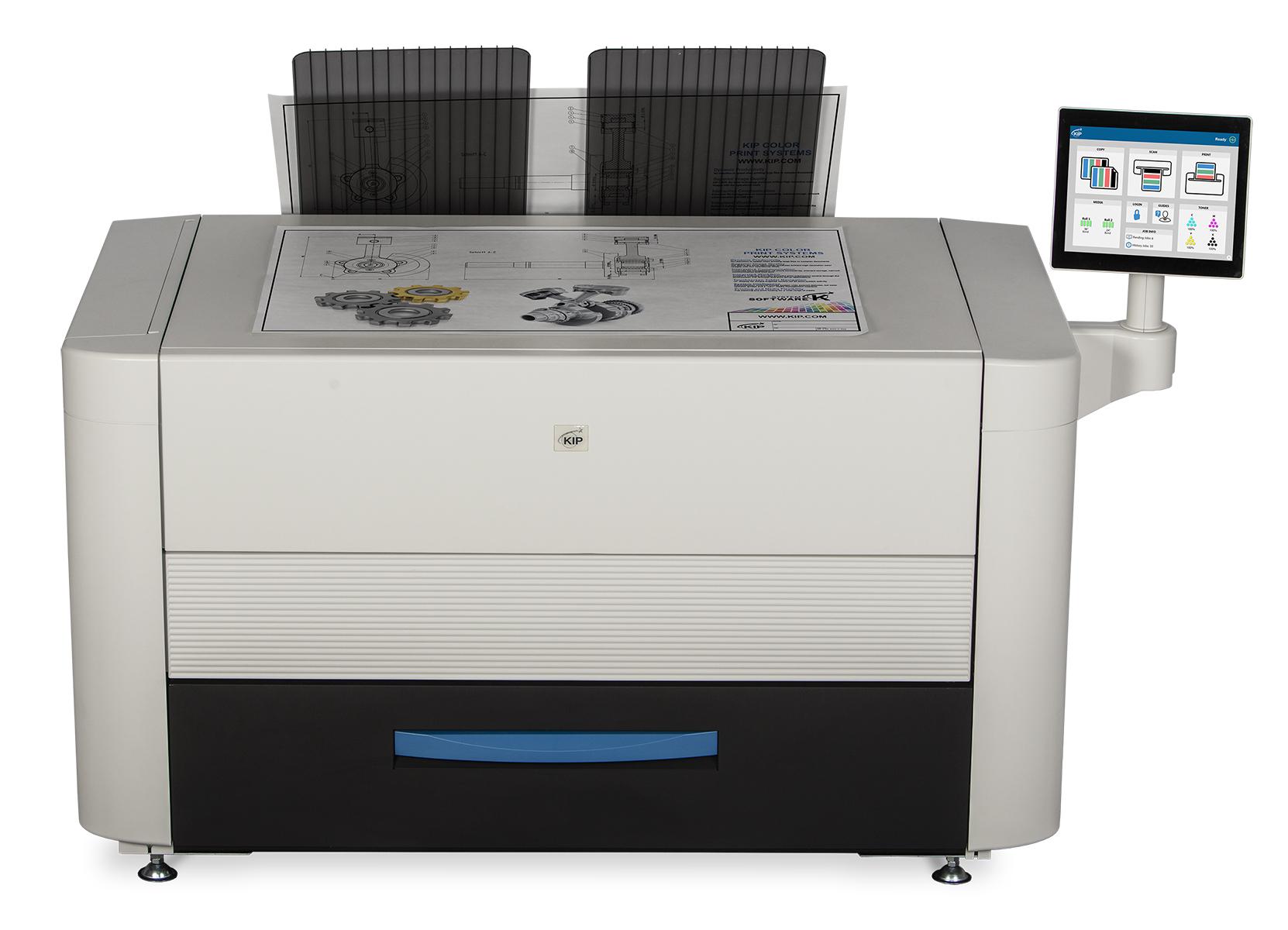 KIP 660 Colour Wide Format Printer
