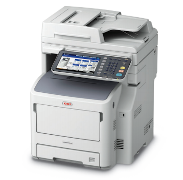Free OKiaData MPS3537mc Colour Multifunctional Copier