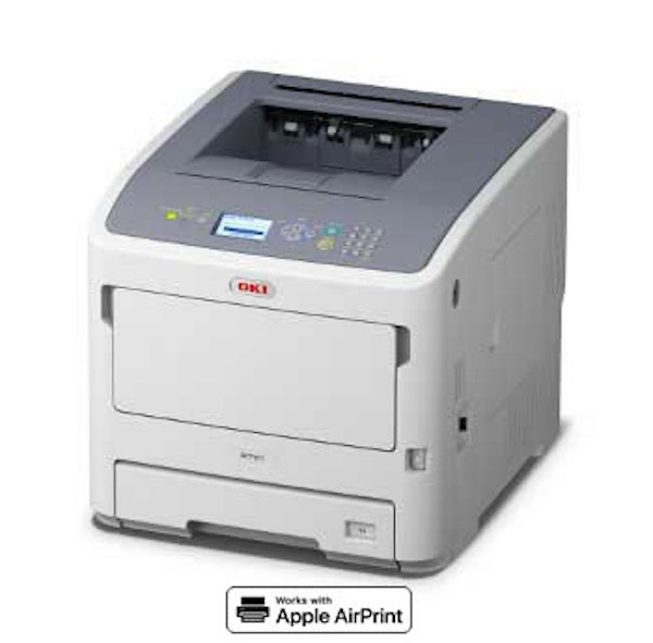 OkiData C612 COLOR PRINTERS